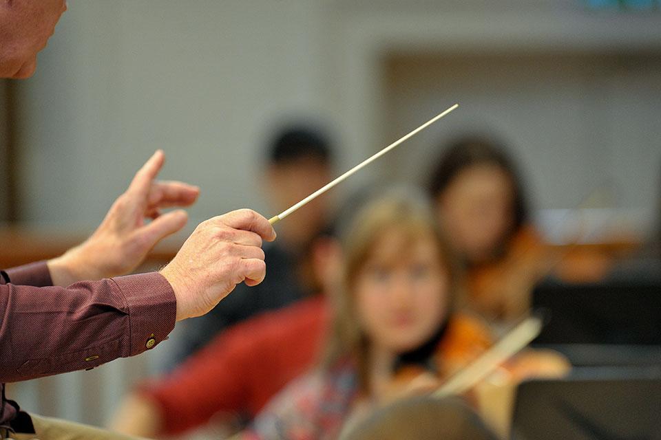 Conductors' Podium