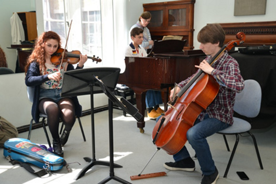 RCMJD Chamber Music Competition Final