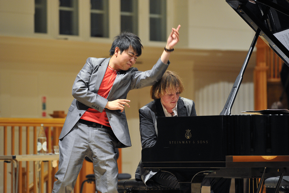 Piano Masterclass with Lang Lang - CANCELLED