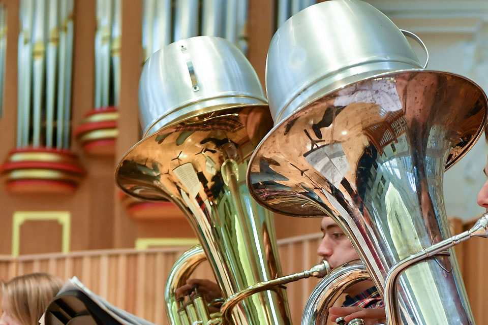 Tuba Masterclass with Ben Thomson