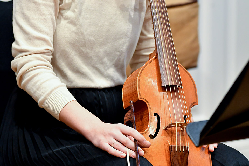 RCM International Festival of Viols: Masterclass with Sarah Cunningham