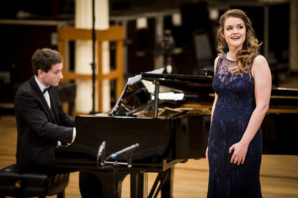 Ferrier Award success for RCM musicians
