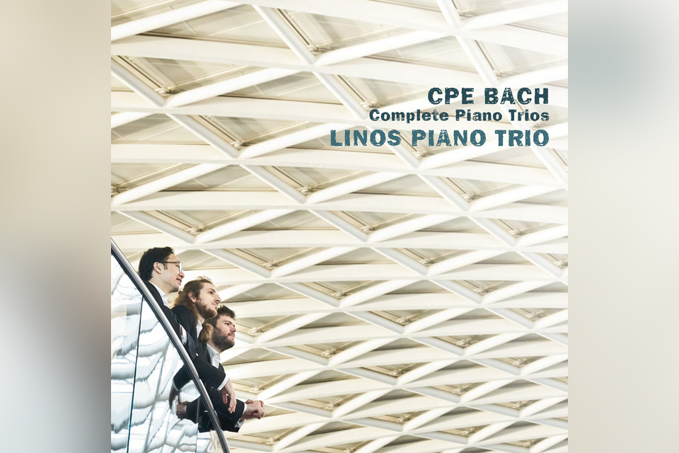 Prach Boondiskulchok's new CD of CPE Bach's Piano Trios