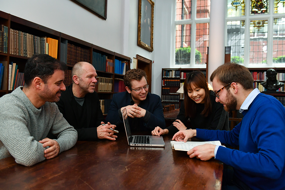 RCM joins London's leading arts and humanities doctoral training partnership