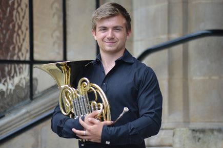 Ben Goldscheider through to BBC Young Musician Final