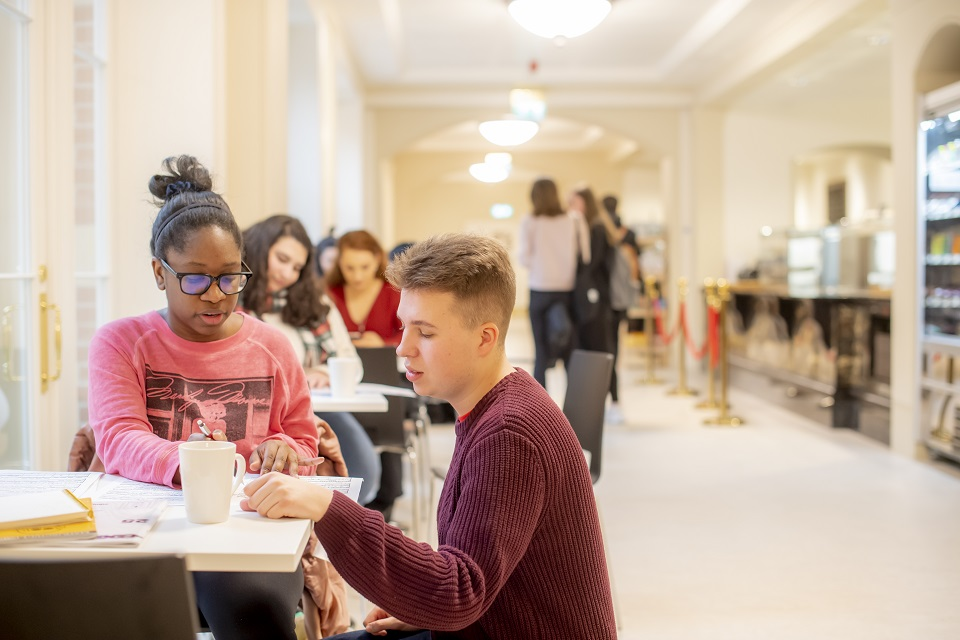 Royal College of Music named top conservatoire for music in the UK in the Complete University Guide Arts, Drama and Music League Table 2021