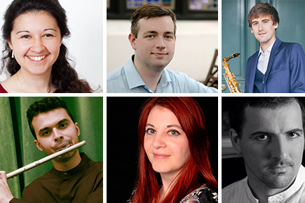 2017/18 piano accompaniment and junior fellows announced