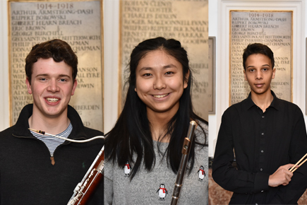 RCM Junior Department musicians reach BBC Young Musician finals