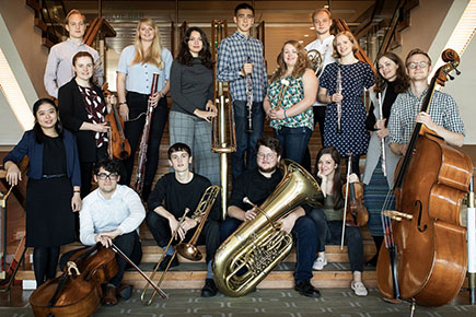 RCM musicians selected for London Philharmonic Orchestra opportunity