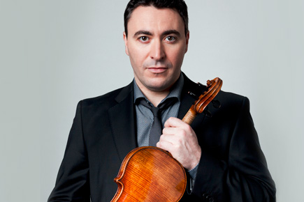 Maxim Vengerov Joins the Royal College of Music