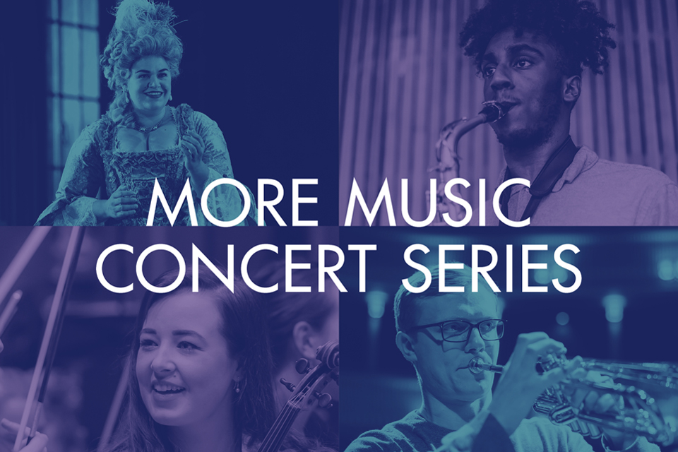 Royal College of Music launches autumn season with More Music concert series