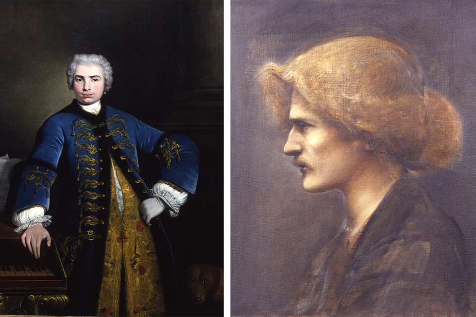 RCM Museum treasures on loan to three of the world's leading art museums