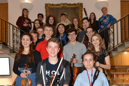 NYO Success for RCMJD Musicians