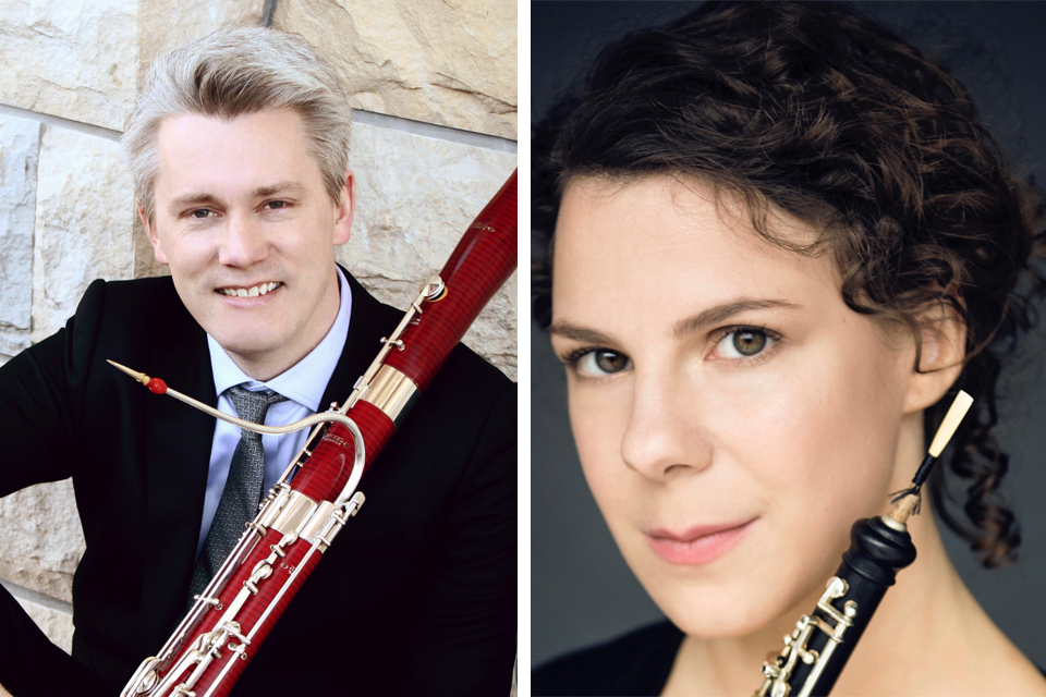 RCM welcomes world-renowned musicians to Woodwind Faculty