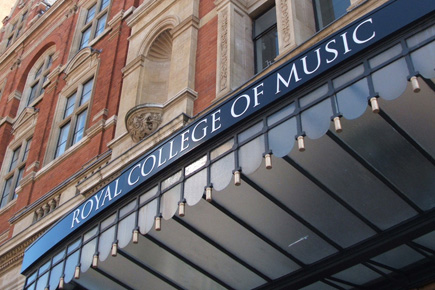 HEFCE Awards Royal College of Music Enhanced Funding
