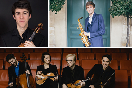ROSL success for a host of RCM musicians