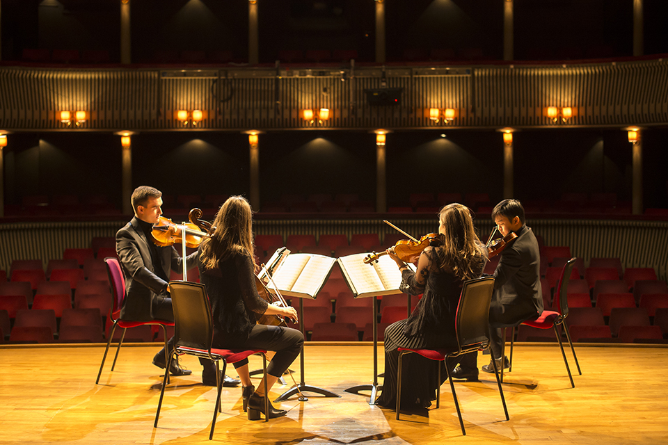 Royal College of Music announces new String Quartet Fellowship