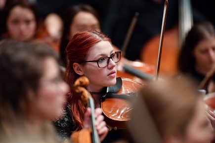 Tilly to perform with British Paraorchestra in Greece