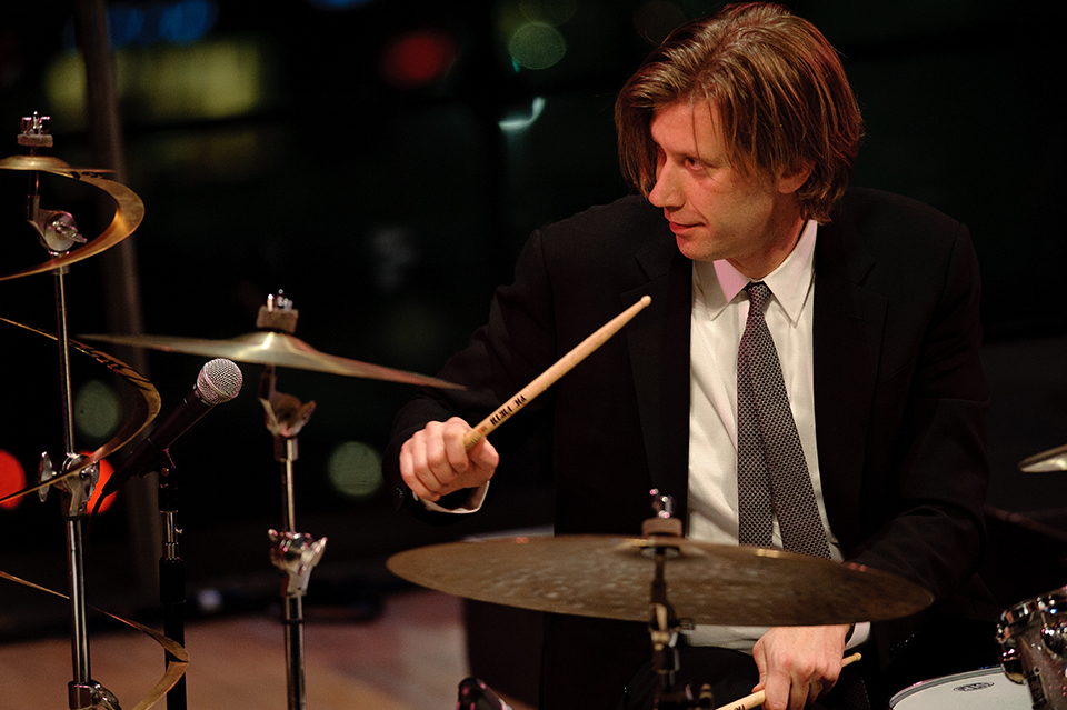 Tommy Igoe headlines the Royal College of Music Festival of Percussion 2019