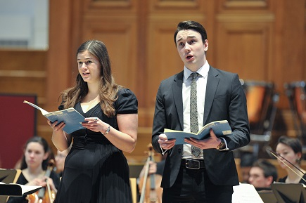 New Vocal Professors Join the RCM