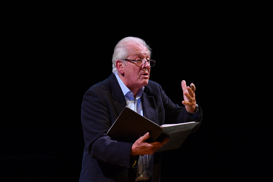 Sir Thomas Allen © Chris Christodoulou