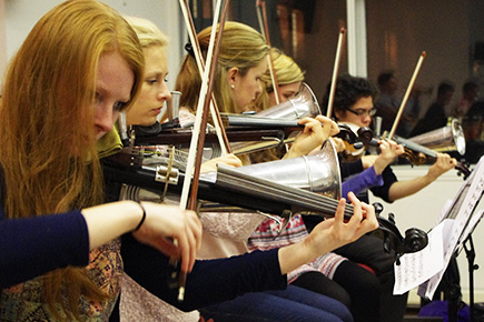 RCM ranked Top London Conservatoire for World-Leading Research