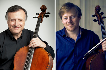 New String Professors Join the RCM