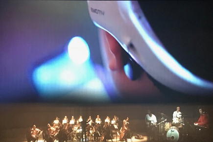 Royal College of Music musicians make surprise appearance at Digifest 2018