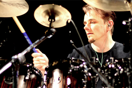 Welcoming Gavin Harrison to the RCM Festival of Percussion