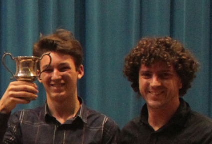 Cambridge Young Composer of the Year 2014/15