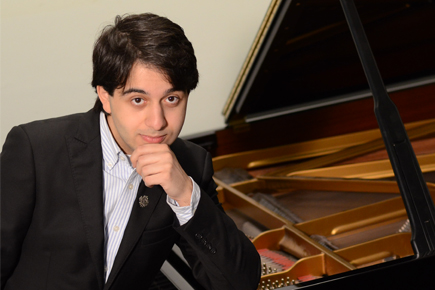 Jaques Samuel Intercollegiate Piano Competition