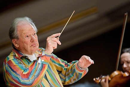 Sir Neville Marriner CH FRCM, 1924 - 2016