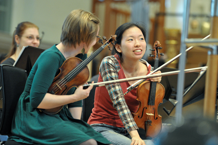 RCM Named Top Conservatoire for Performing Arts in the UK