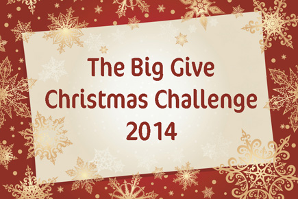Big Give Christmas Challenge 2014