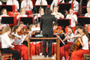 RCMJD perform with National Children's Orchestra