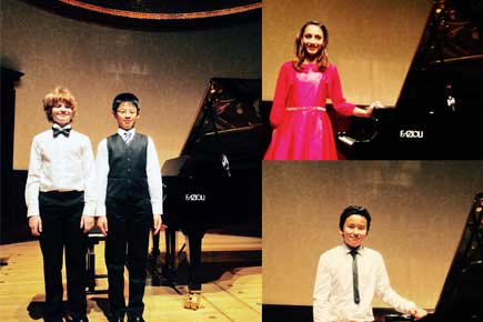 Jaques Samuel Junior Department Piano Festival