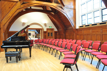 Parry Rooms Royal College Of Music