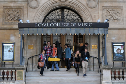 New Year at the RCM