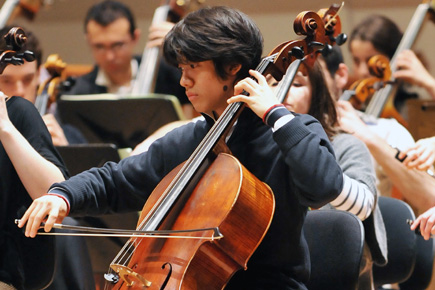 Success For Yuki In Leipzig Royal College Of Music
