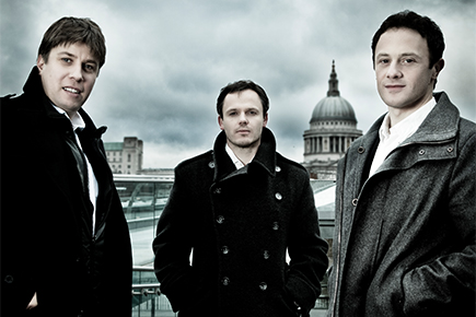 Trio Apaches appointed RCM Piano Trio in Association