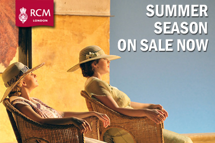 Summer Events on Sale 2013