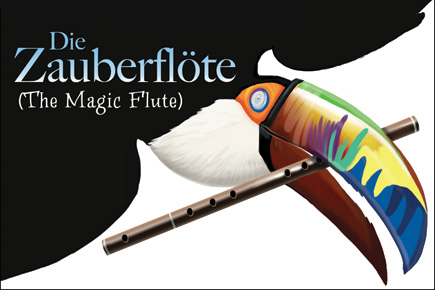Tickets now on sale for our autumn opera: The Magic Flute