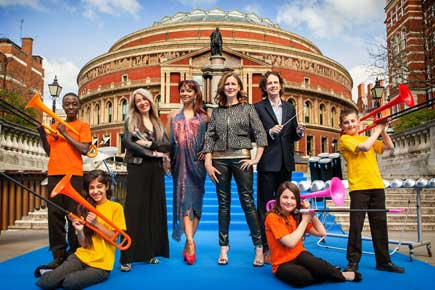 BBC Proms Launch 2015
