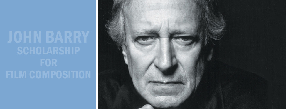 John Barry Scholarship for Film Composition