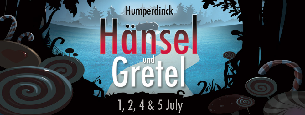 Humperdink's Hänsel und Gretel - July 2016